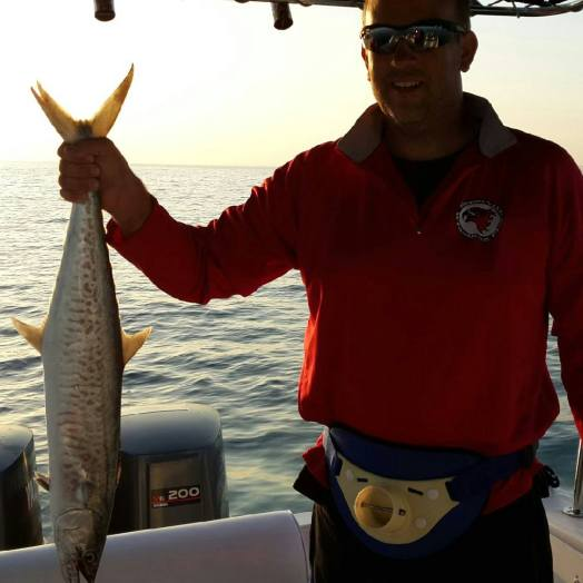Sir bani yas island al mahara desert island for Desert island fishing